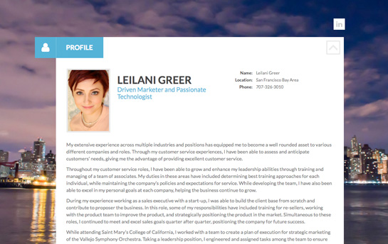 Leilani Greer