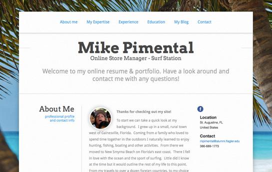 Mike Pimental