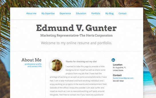 Edmund V. Gunter