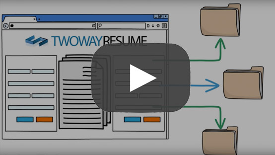 Resume Website Video Demonstration