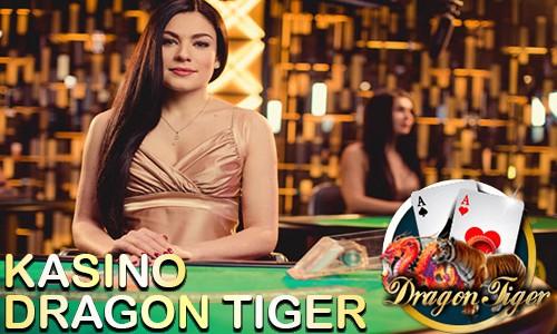 Cara Menang Saat Bermain Kasino Dragon Tiger -