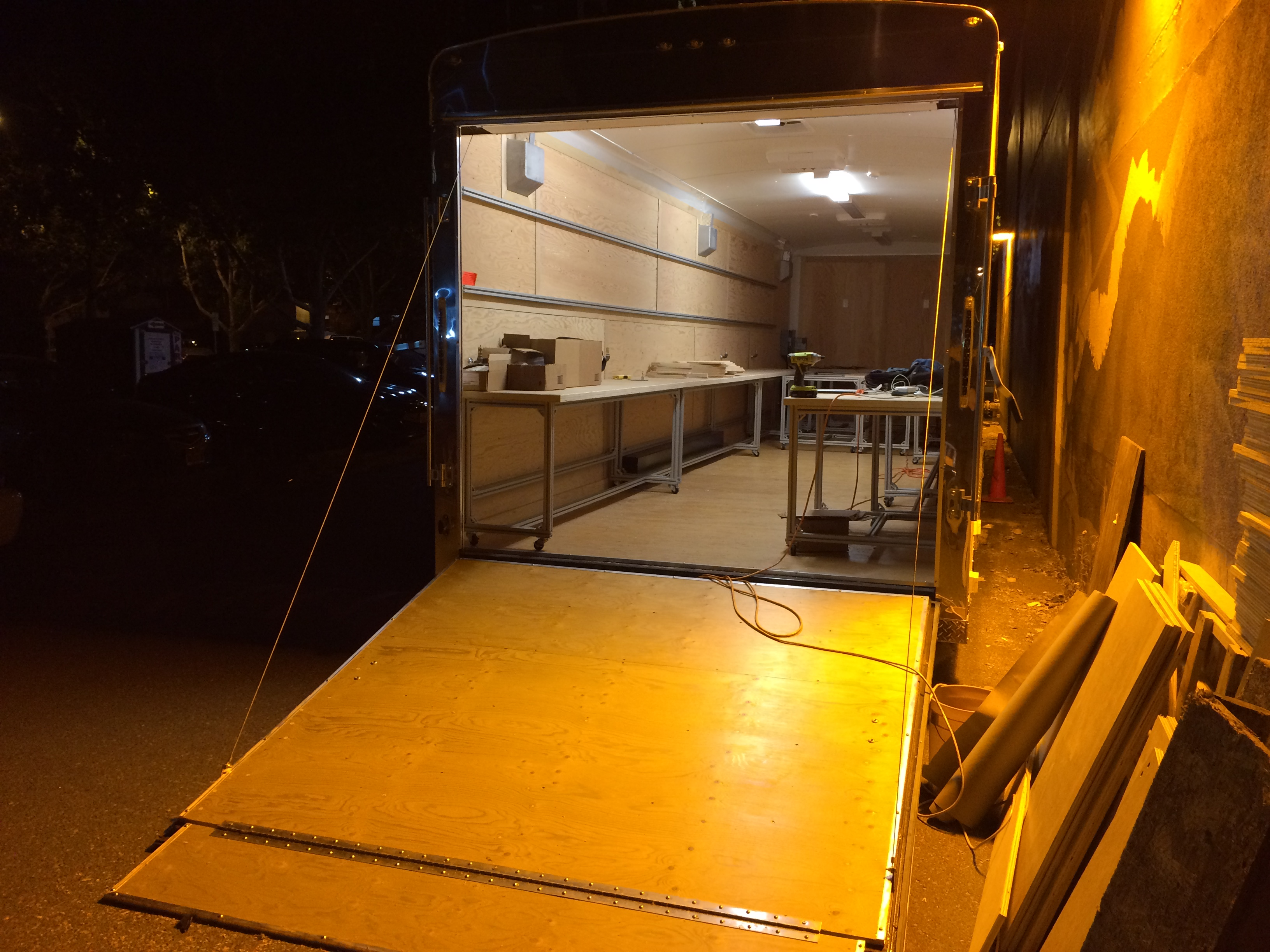 Navy Trailer Project -