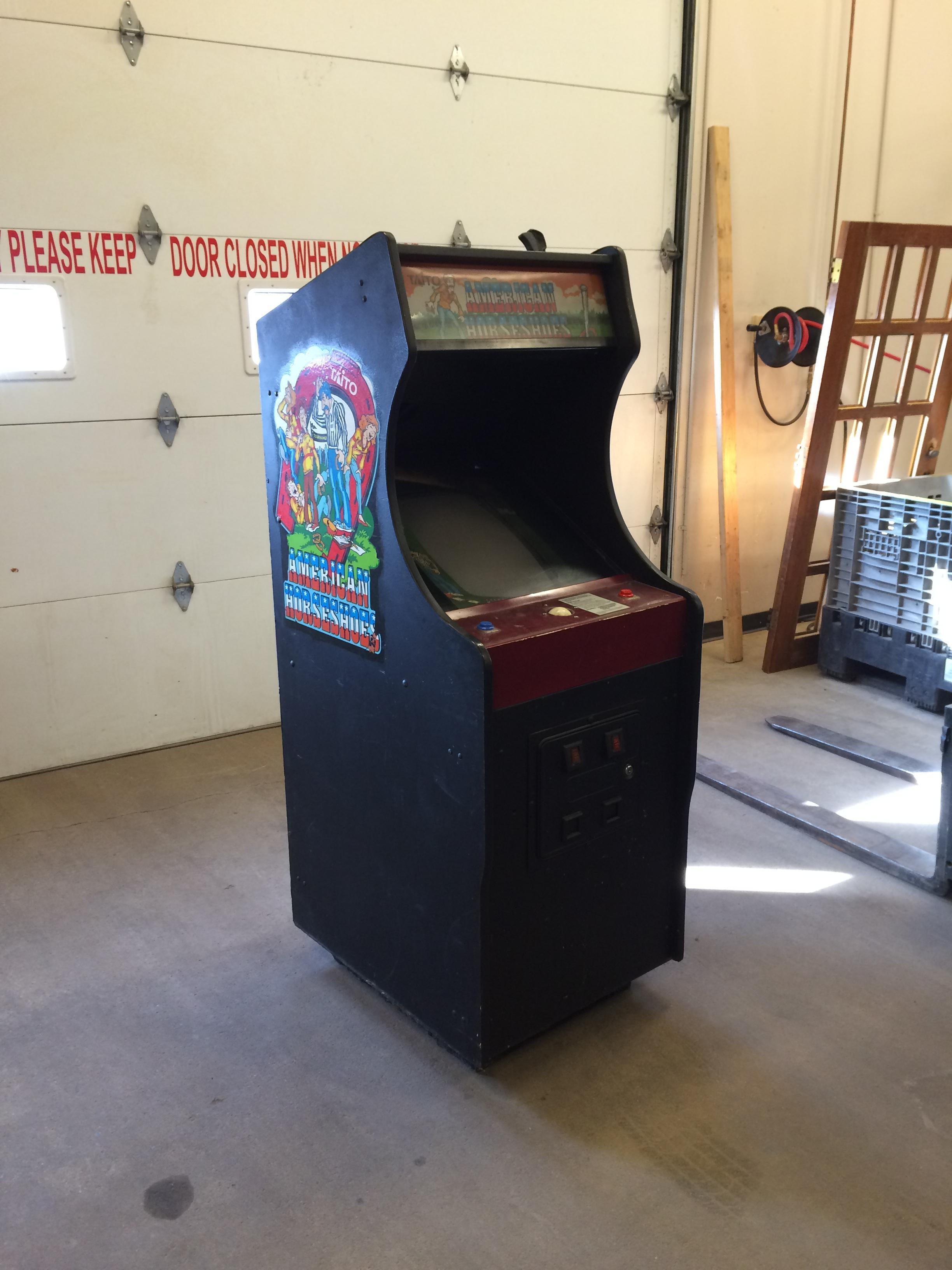 Restoration of a 1982 Taito Classic Arcade Game -